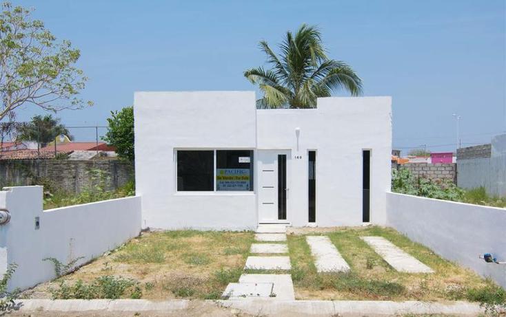 Foto de casa en venta en  140, haciendas de san vicente, bahía de banderas, nayarit, 1995932 No. 01
