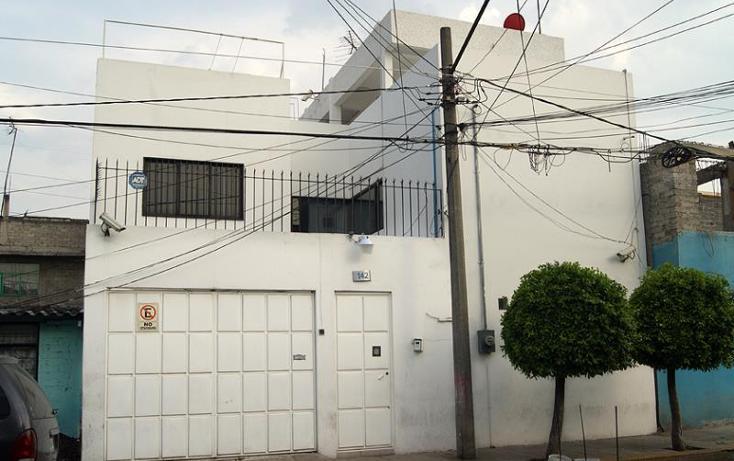 Foto de edificio en venta en  140, josé lópez portillo, iztapalapa, distrito federal, 1954716 No. 01
