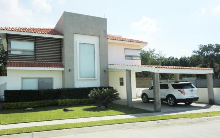 Foto de casa en venta en  140, para?so country club, emiliano zapata, morelos, 379965 No. 01