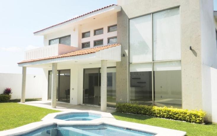 Foto de casa en venta en  140, para?so country club, emiliano zapata, morelos, 379965 No. 02