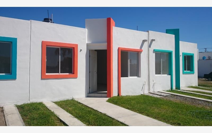 Foto de casa en venta en  1400, tabachines, villa de ?lvarez, colima, 1036691 No. 01