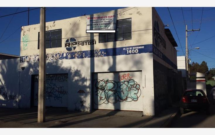 Foto de edificio en venta en 20 de noviembre 1400, tlaxcala, san luis potosí, san luis potosí, 579807 No. 01