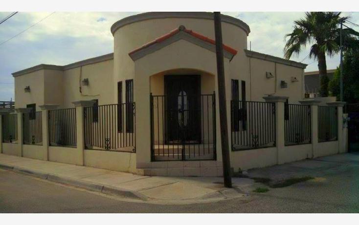 Foto de casa en venta en  1400, villanova, mexicali, baja california, 2046830 No. 01
