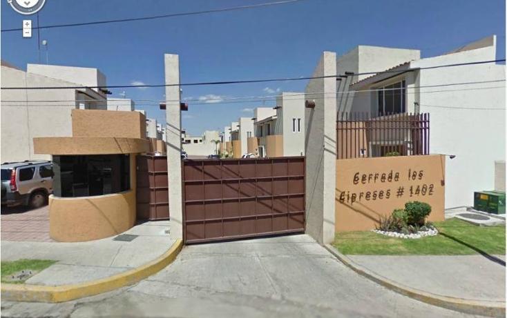 Foto de casa en renta en  1402, el barreal, san andrés cholula, puebla, 387760 No. 01