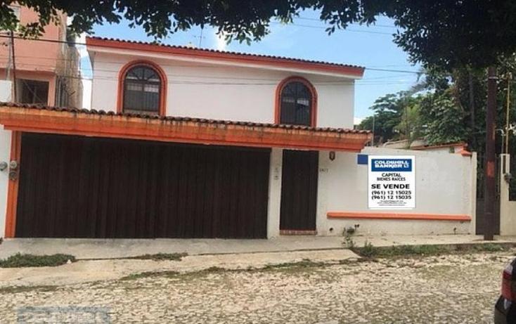 Foto de casa en venta en  1417, el mirador, tuxtla gutiérrez, chiapas, 1968371 No. 01