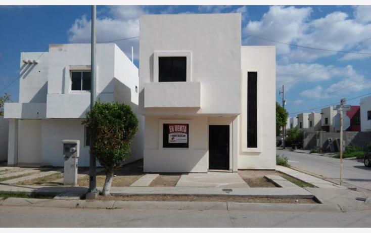 Foto de casa en venta en  142, villa owen, ahome, sinaloa, 1374737 No. 01