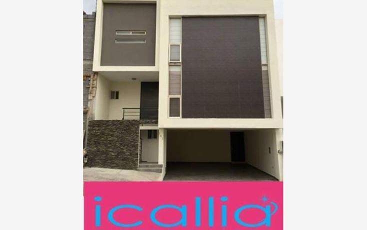 Foto de casa en venta en  143, cumbres elite sector villas, monterrey, nuevo le?n, 1981630 No. 02