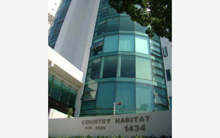 Foto de departamento en renta en  1434, country club, guadalajara, jalisco, 2460369 No. 01