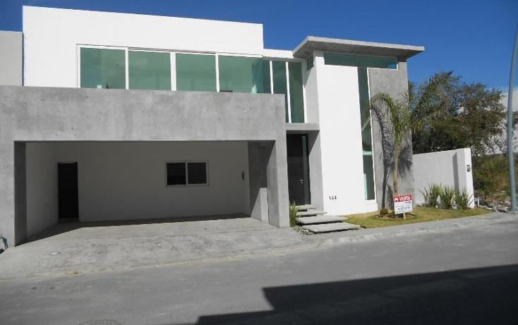 Foto de casa en venta en  144, carolco, monterrey, nuevo león, 390821 No. 01
