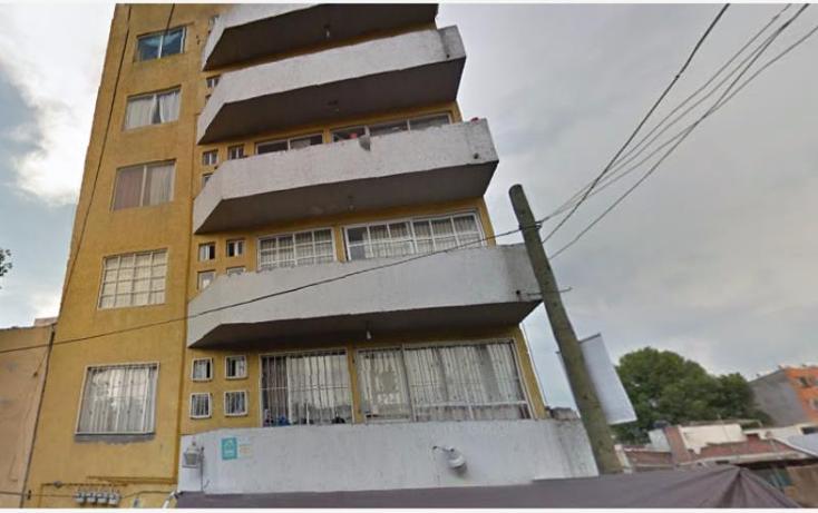 Foto de departamento en venta en  145, anahuac i secci?n, miguel hidalgo, distrito federal, 1608508 No. 02