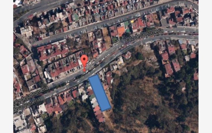 Foto de terreno habitacional en venta en  145, colina del sur, ?lvaro obreg?n, distrito federal, 1206215 No. 01