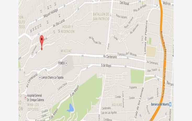Foto de terreno habitacional en venta en  145, colina del sur, ?lvaro obreg?n, distrito federal, 1206215 No. 02