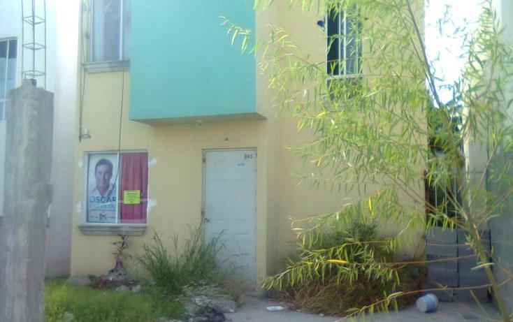Foto de casa en venta en  145, hacienda las fuentes, reynosa, tamaulipas, 1660646 No. 01
