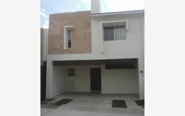 Foto de casa en renta en  146, alcázar, jesús maría, aguascalientes, 1572416 No. 01
