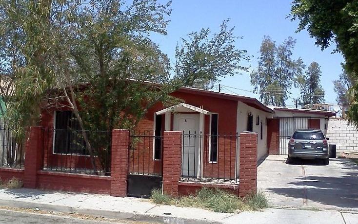 Foto de casa en renta en  1467, conjunto urbano esperanza, mexicali, baja california, 1486637 No. 01