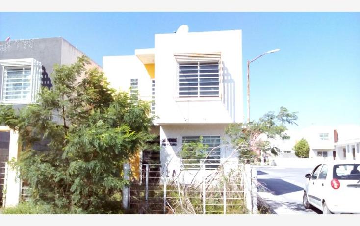 Foto de casa en venta en  147, bugambilias, reynosa, tamaulipas, 1740978 No. 01