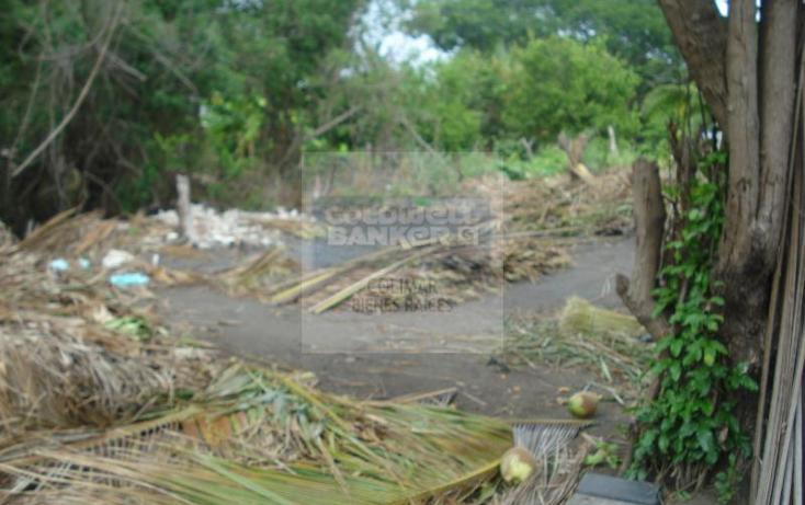 Foto de terreno habitacional en venta en  147, el naranjo, manzanillo, colima, 1652945 No. 04