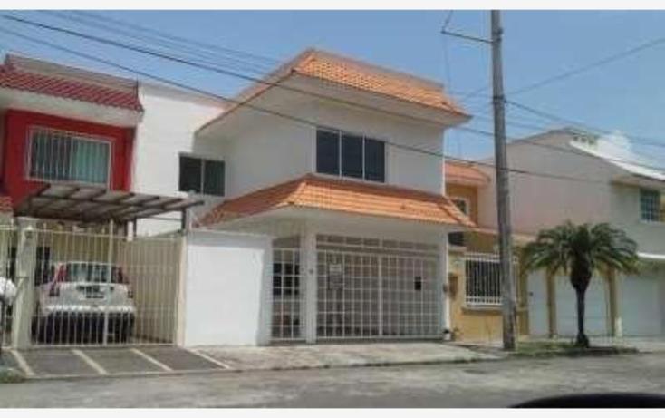 Foto de casa en venta en  147, laguna real, veracruz, veracruz de ignacio de la llave, 1387615 No. 01