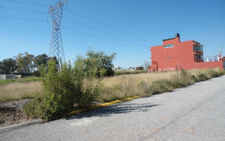 Foto de terreno habitacional en venta en  147, lomas de san francisco tepojaco, cuautitlán izcalli, méxico, 486242 No. 03