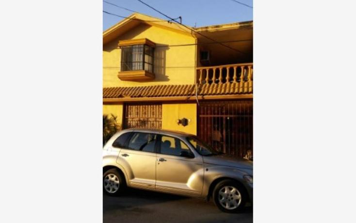 Foto de casa en venta en  147, residencial escobedo infonavit, general escobedo, nuevo león, 2360590 No. 01