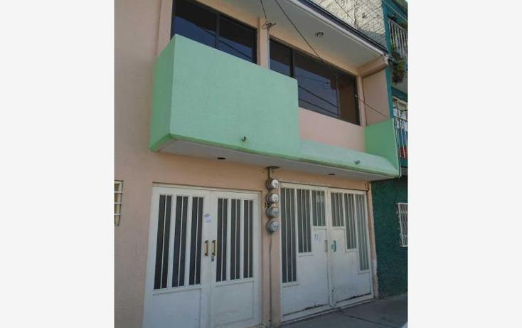 Foto de casa en venta en  149, central, nezahualcóyotl, méxico, 1780616 No. 01