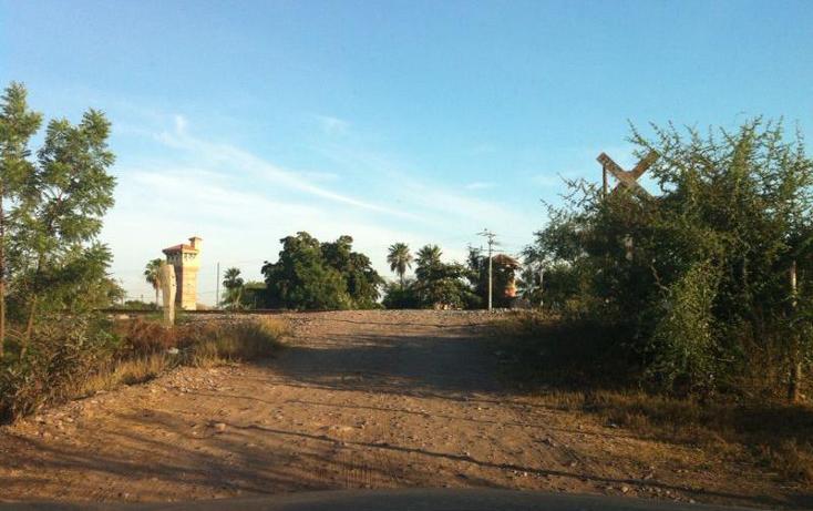 Foto de terreno habitacional en venta en  15, bacurimi, culiac?n, sinaloa, 482138 No. 04