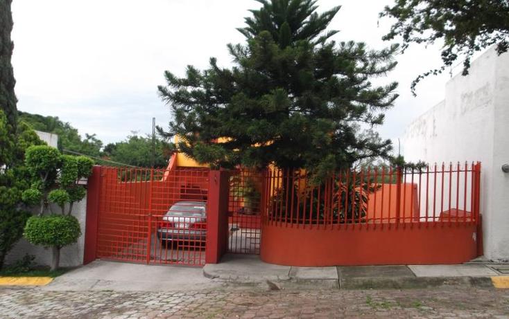 Foto de casa en venta en  15, bosques de chapultepec, cuernavaca, morelos, 670853 No. 01