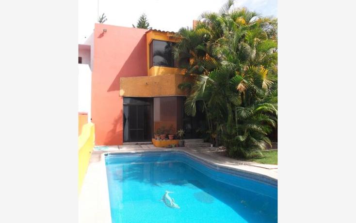 Foto de casa en venta en  15, bosques de chapultepec, cuernavaca, morelos, 670853 No. 02