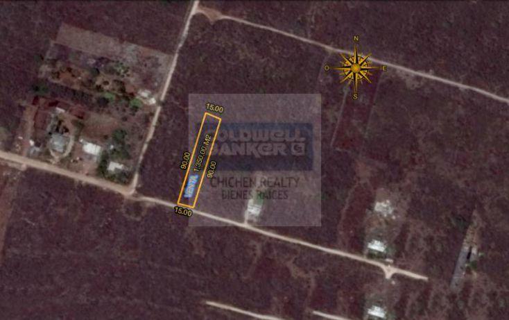 Foto de terreno habitacional en venta en 15, conkal, conkal, yucatán, 1754708 no 01