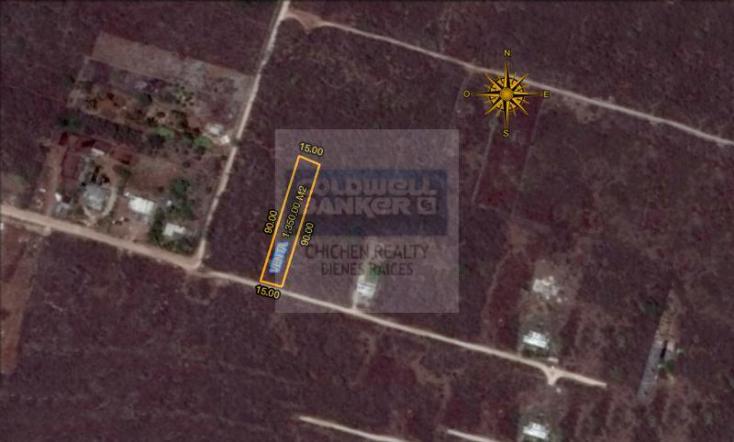 Foto de terreno habitacional en venta en  , conkal, conkal, yucatán, 1754708 No. 01