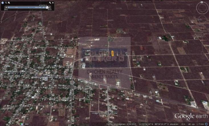 Foto de terreno habitacional en venta en  , conkal, conkal, yucatán, 1754708 No. 03