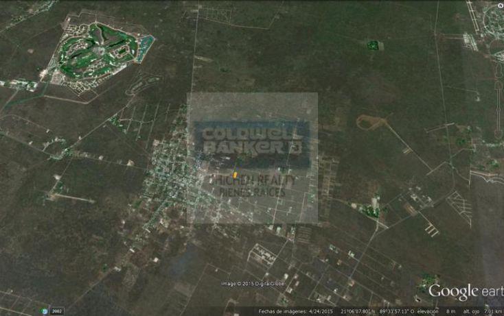 Foto de terreno habitacional en venta en 15, conkal, conkal, yucatán, 1754708 no 04