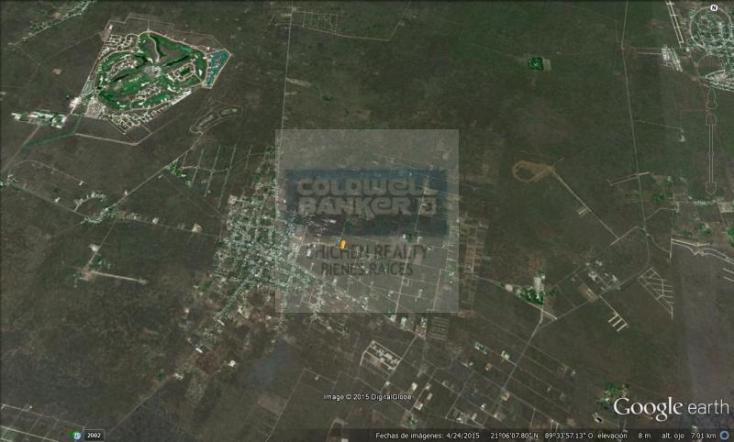 Foto de terreno habitacional en venta en  , conkal, conkal, yucatán, 1754708 No. 04