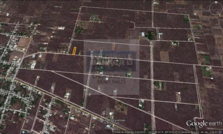 Foto de terreno habitacional en venta en  , conkal, conkal, yucatán, 1754708 No. 05