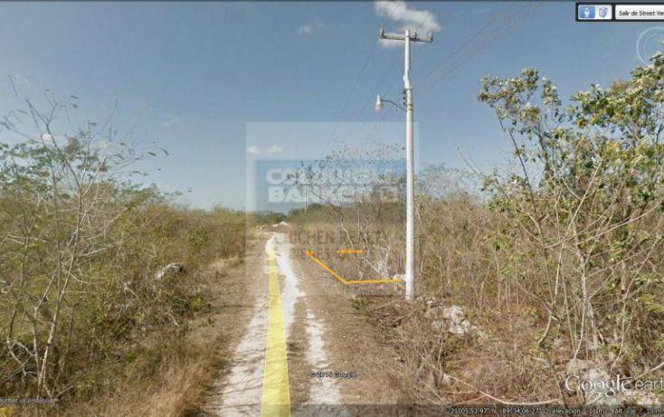 Foto de terreno habitacional en venta en 15, conkal, conkal, yucatán, 1754708 no 06