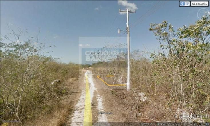 Foto de terreno habitacional en venta en  , conkal, conkal, yucatán, 1754708 No. 06