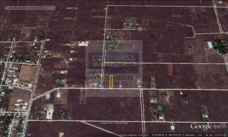Foto de terreno habitacional en venta en  , conkal, conkal, yucatán, 1754708 No. 09