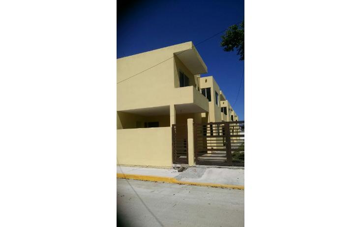 Foto de casa en venta en  , 15 de mayo, ciudad madero, tamaulipas, 1147535 No. 01