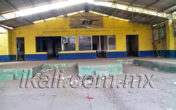Foto de bodega en renta en 15 de septiembre 21, túxpam de rodríguez cano centro, tuxpan, veracruz, 914829 no 01