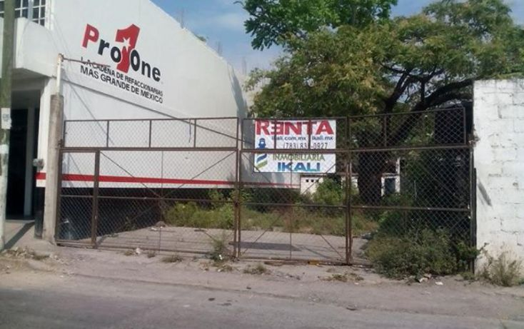 Foto de terreno habitacional en venta en 15 de septiembre 24, túxpam de rodríguez cano centro, tuxpan, veracruz, 1470685 no 02