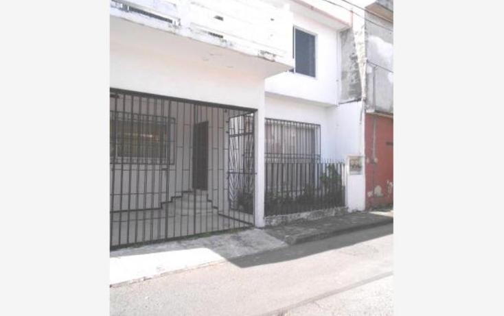 Foto de casa en venta en  15, del maestro, veracruz, veracruz de ignacio de la llave, 596295 No. 02