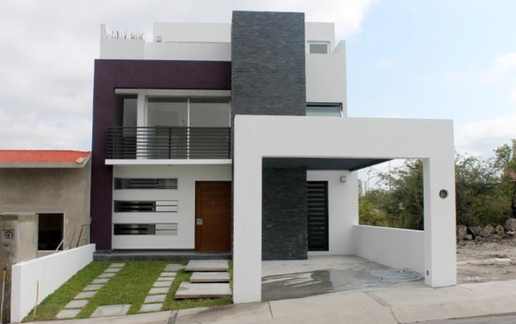 Foto de casa en venta en  15, desarrollo habitacional zibata, el marqu?s, quer?taro, 1689580 No. 01