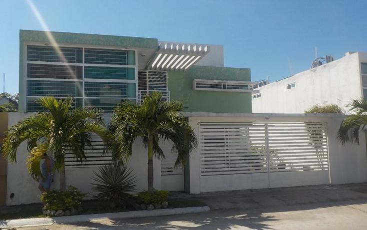 Foto de casa en venta en  15, el guasimo, nacajuca, tabasco, 1611538 No. 01