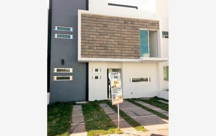Foto de casa en venta en  15, el mirador, el marqu?s, quer?taro, 1749760 No. 01