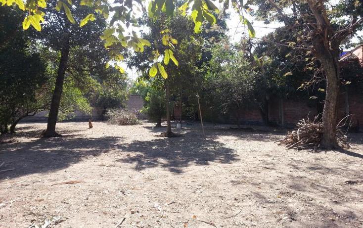 Foto de terreno habitacional en venta en  15, itzamatitlán, yautepec, morelos, 1559158 No. 07