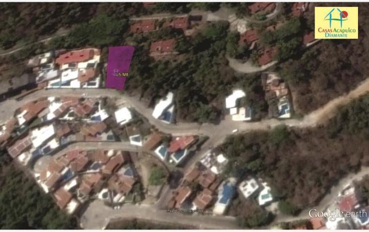 Foto de terreno habitacional en venta en  15, joyas de brisamar, acapulco de ju?rez, guerrero, 1998940 No. 02