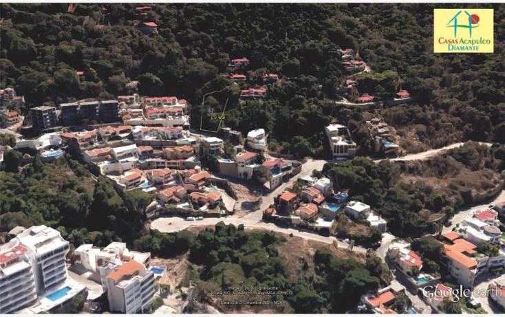 Foto de terreno habitacional en venta en  15, joyas de brisamar, acapulco de ju?rez, guerrero, 1998940 No. 04
