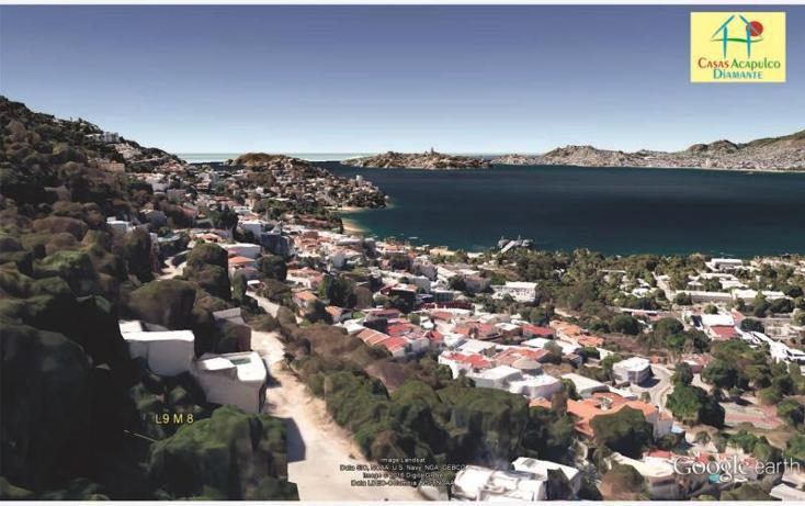 Foto de terreno habitacional en venta en vista del arrecife 15, joyas de brisamar, acapulco de juárez, guerrero, 1998942 No. 05