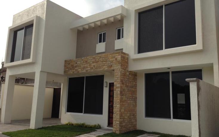 Foto de casa en venta en  15, los volcanes, cuernavaca, morelos, 1038003 No. 01