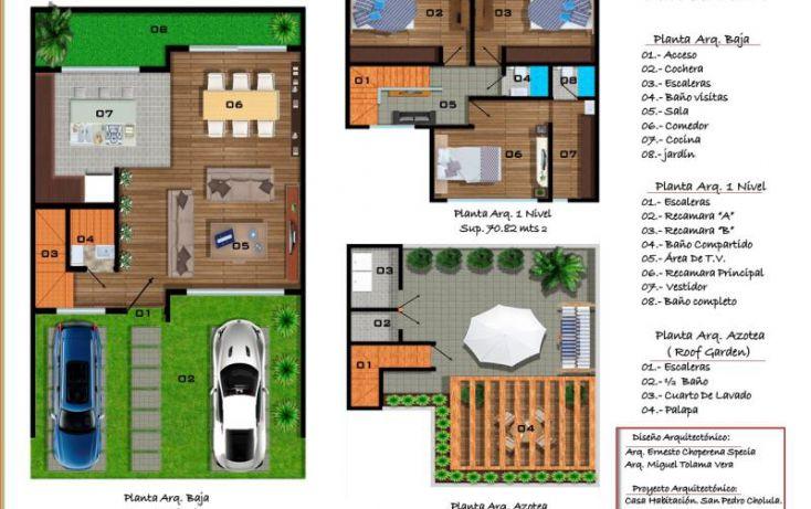 Foto de casa en venta en 15 poniente 313, eccehomo, san pedro cholula, puebla, 1923470 no 05